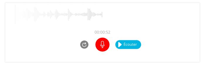 Enregistreur audio Lelivrescolaire.fr 2